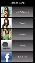 Brenda Song Fan App mobile app for free download