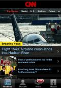 CNN App for iPhone mobile app for free download