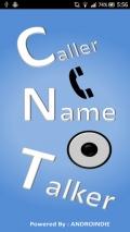 Caller Name Talker mobile app for free download