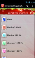 Christmas Shopping Planner mobile app for free download