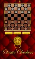 Classic Checkers mobile app for free download