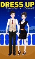 Couple DinnerDate Dressup mobile app for free download