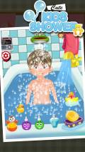 Cute kids shower mobile app for free download