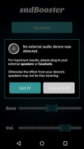 Easy Sound Booster mobile app for free download