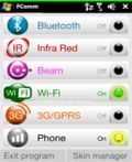 FComm mobile app for free download