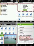 File Explorer Extension mobile app for free download