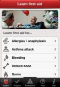 First aid by British Red Cross mobile app for free download