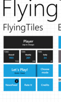 FlyingTiles mobile app for free download