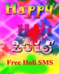 Free Holi SMS 360X640 mobile app for free download