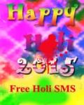 Free Holi Sms 640x360