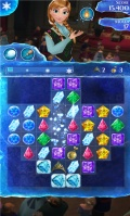 Frozen Free Fall mobile app for free download