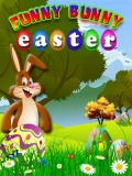 Funny Bunny Easter 320x480 mobile app for free download