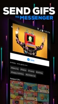 GIPHY for Messenger mobile app for free download