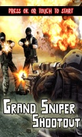 Grand Sniper Shootout mobile app for free download