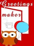 Greetings Maker mobile app for free download
