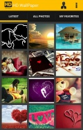 HD Wallpaper mobile app for free download