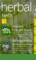 Herbal Advisor mobile app for free download