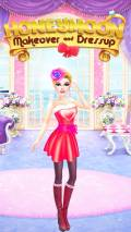 Honeymoon Makeover And Dressup mobile app for free download
