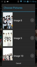 Infinite Fan App mobile app for free download