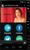 Juhi Chawla Fan App mobile app for free download