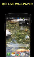 Koi Wallpaper   Moving Screen mobile app for free download