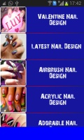 Latest Nail Designs mobile app for free download