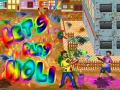 Let\'s Play Holi 360x640 mobile app for free download