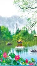 Lotus Pond Live Wallpaper mobile app for free download