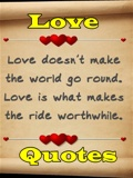 LoveQuotes mobile app for free download