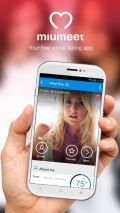 MiuMeet   Live Online Dating mobile app for free download