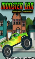 Monster Car Racing Edition mobile app for free download