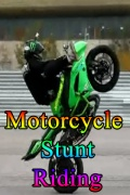 Motorcycle Stunt Riding mobile app for free download