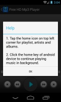 Music Player   Mp3 Player mobile app for free download