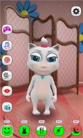 My Talking Kitty Cat mobile app for free download