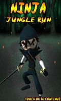 Ninja Jungle Run mobile app for free download