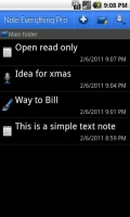 Note Everything mobile app for free download
