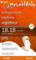Orange Snowman mobile app for free download