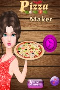 PIZZA MAKER mobile app for free download