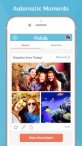 Pixbrite: Automatic Moment Organizer & Collage Editor mobile app for free download