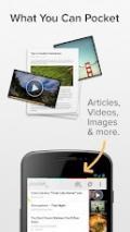 Pocket mobile app for free download