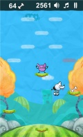 Poodle Jump: Fun Jumping Games mobile app for free download