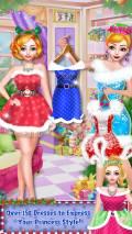 Princess Doll X\'mas Makeover mobile app for free download