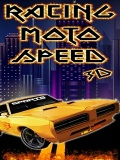 Racing Moto Speed 3D mobile app for free download