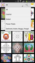 RangoliArts mobile app for free download
