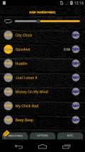 Rap Ringtones mobile app for free download