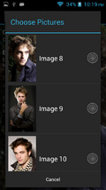 Robert Pattinson Fan App mobile app for free download