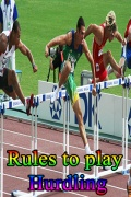 Rules to play Hurdling mobile app for free download