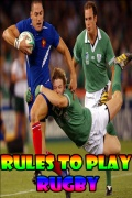 Rules to play Rugby mobile app for free download