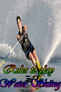 Rules to play Water Skiing mobile app for free download