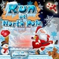 Run At North Pole 240x400 mobile app for free download